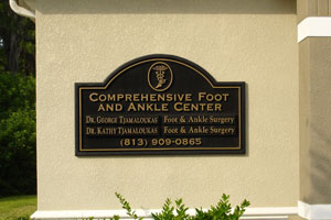 Podiatry Office serving Wesley Chapel, FL